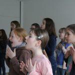 Musical Freizeit mit Abschluss Konzert am 27.4.