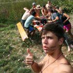Zeltlager für Teens